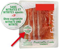 Luftgetrockneter Räucherschinken ohne Nitrite und Nitrate?
