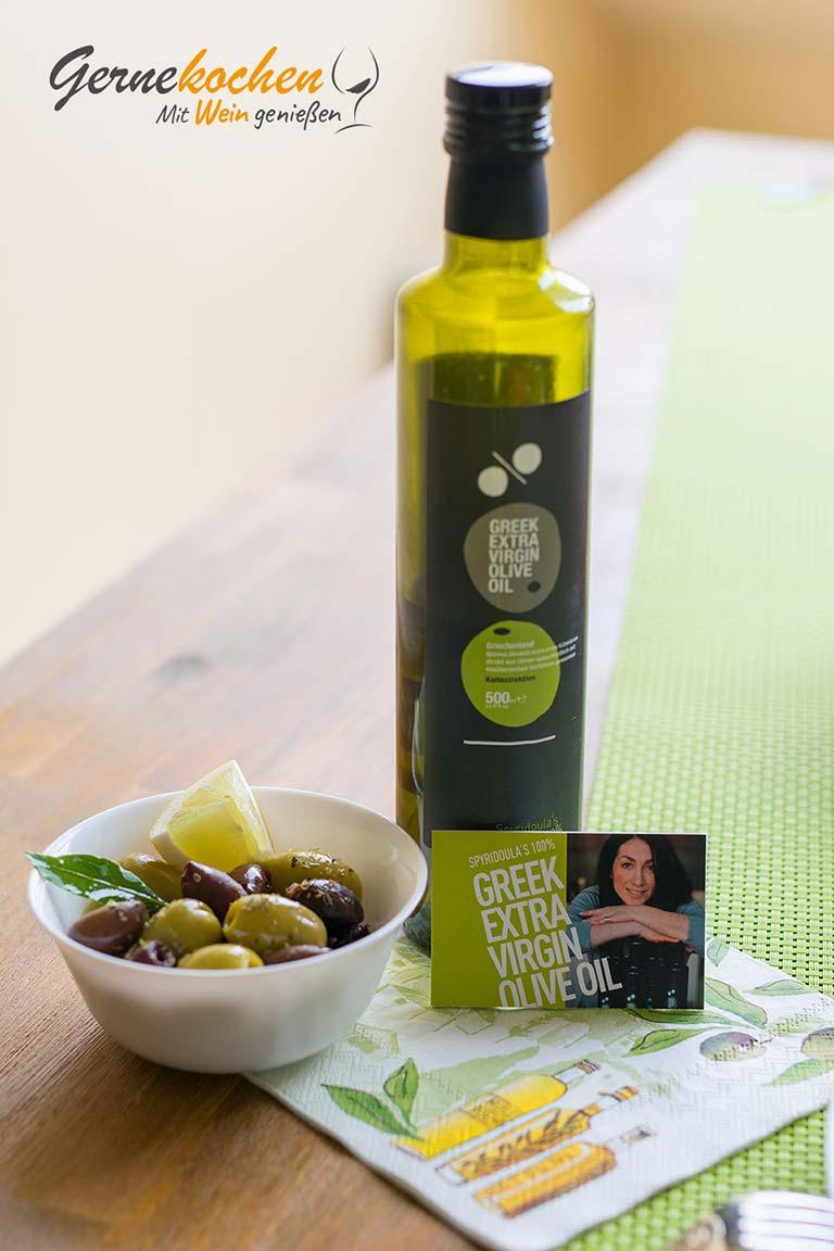 Spyridoula's mild-aromatisches Olivenöl