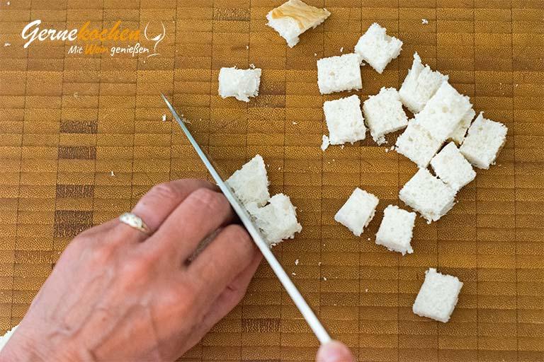Kalte Gemüsesuppe mit griechischem Joghurt – Zubereitungsschritt 2.1
