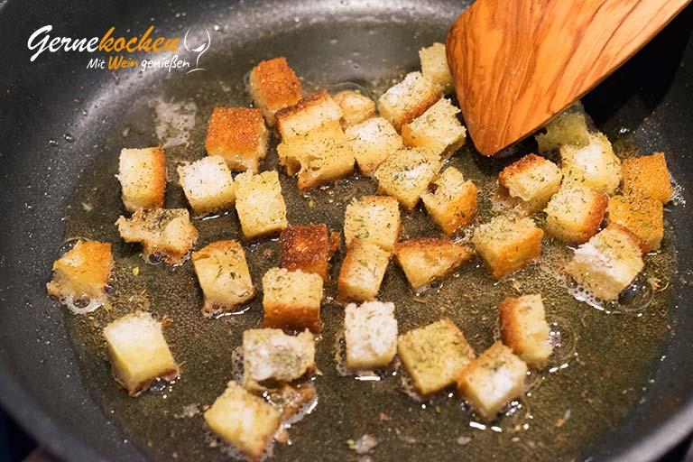 Kalte Gemüsesuppe mit griechischem Joghurt – Zubereitungsschritt 2.2