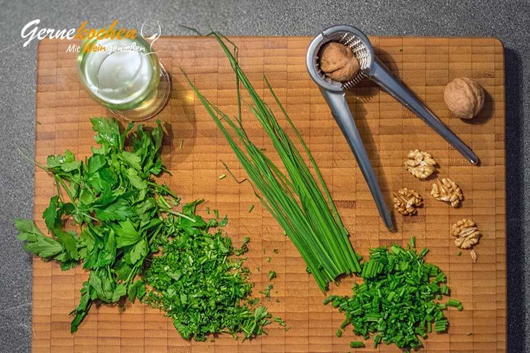 Schaumige Radieschen-Rote-Beete-Suppe - Zubereitungsschritt 4.1