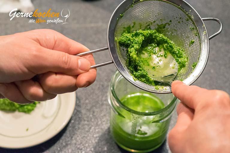 Schaumige Radieschen-Rote-Beete-Suppe - Zubereitungsschritt 4.3