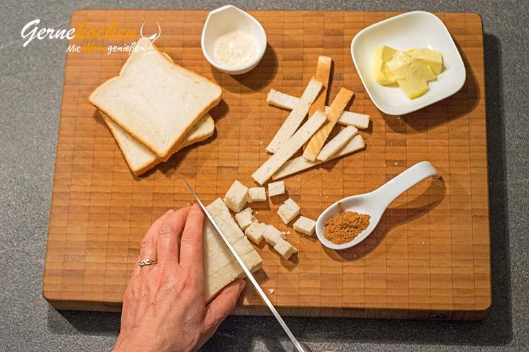 Schaumige Radieschen-Rote-Beete-Suppe - Zubereitungsschritt 5