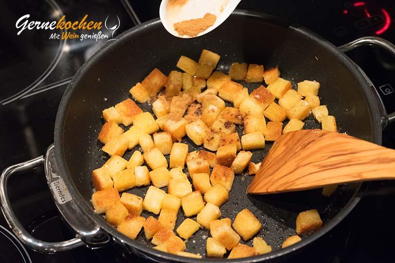 Schaumige Radieschen-Rote-Beete-Suppe - Zubereitungsschritt 6
