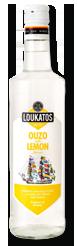 Loukatos Ouzo. Spyridoula's 100 Prozent