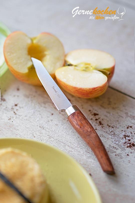 Nesmuk Messer SOUL Slicer 3.0. Gernekochen - Mit Wein genießen