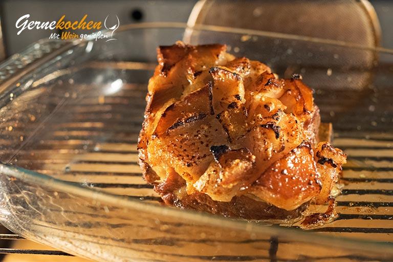 Fränkisches Schäufele aus dem Slow Cooker - Zubereitungsschritt 4