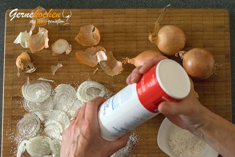 Zwiebelsuppe nach französischer Art – Zubereitungsschritt 1
