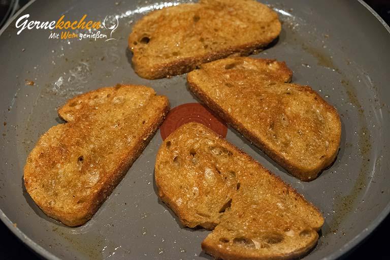 Zwiebelsuppe nach französischer Art – Zubereitungsschritt 3