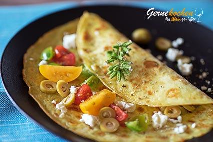 "Rezept Crêpes à la Gernekochen - ""Greek Style"" und traditionell"