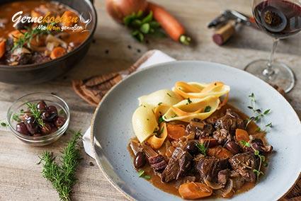 Daube provençale - Slow Cooker Rezept