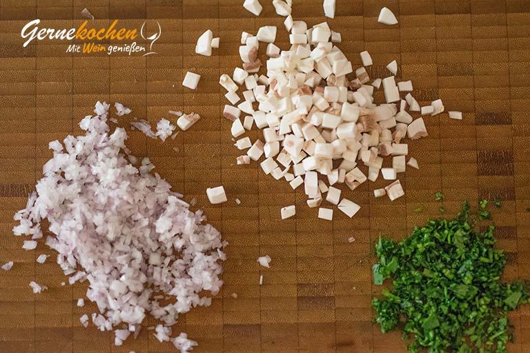 Filet Colbert - Zubereitungsschritt 1