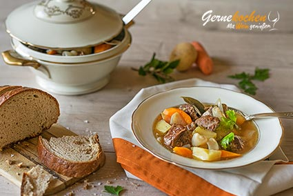 Irish Stew Slow Cooker Rezept