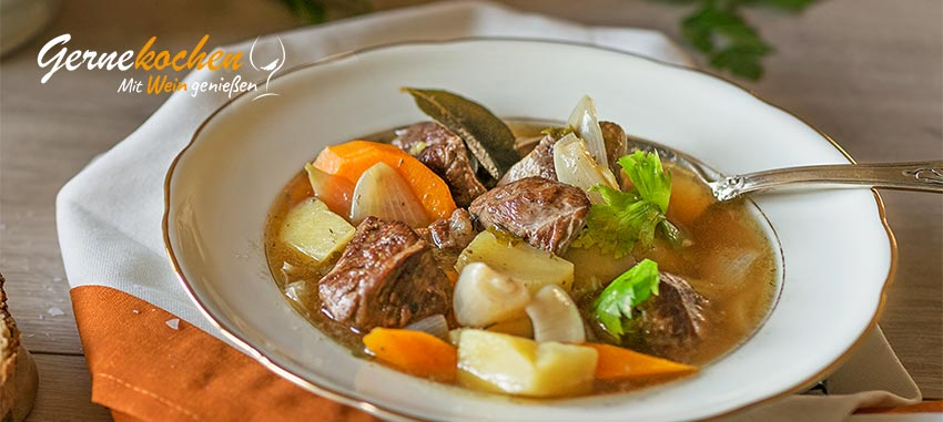Irish Stew - Slow Cooker-Rezept