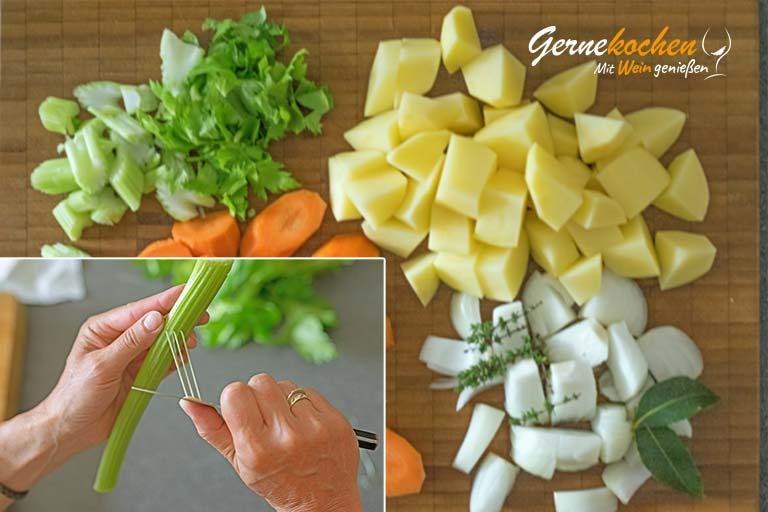Irish Stew aus dem Slow Cooker - Zubereitungsschritt 1.2