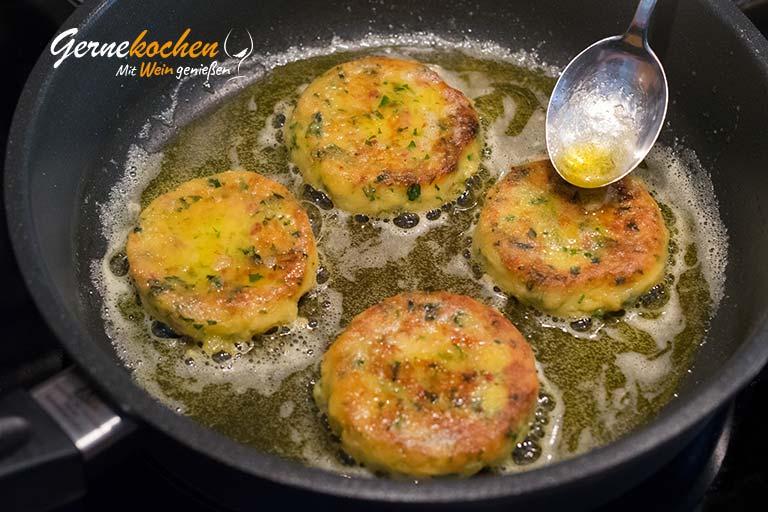 Macaire-Kartoffeln - Zubereitungsschritt 4