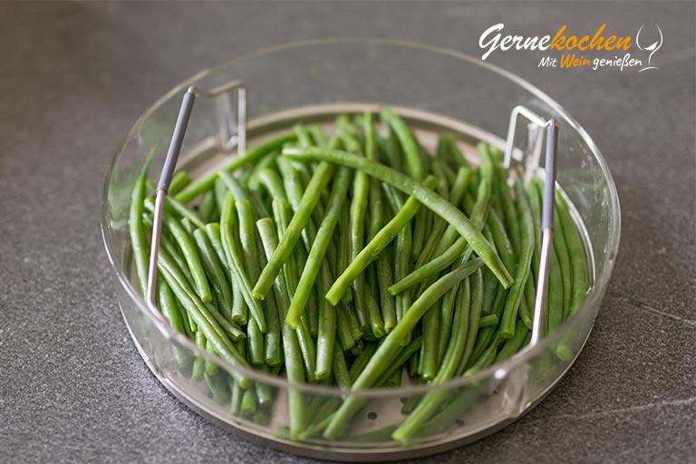 Nizza-Salat – Zubereitungsschritt 1