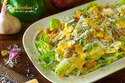 Caesar Salad à la Gernekochen