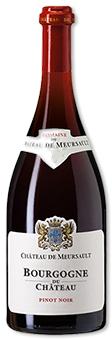 *CHÂTEAU DE MEURSEULT , Bourgogne du Château, Pinot Noir 2014. Weinhandel Heidelberg