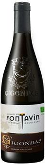 """*DOMAINE DE FONTAVIN - Côtes de Rhône """"Gigondas 2014. Weinhandel Heidelberg"""