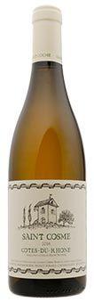 *SAINT COSME - Côtes du Rhône blanc. Pinard de Picard