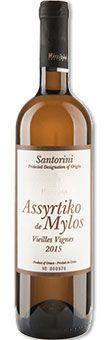 Hatzidakis. Assyrtiko de Mylos. Vin du Sud