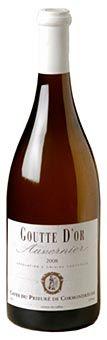 "*DOMAINE LES CAVES DU PRIEURE - Blanc ""Goutte d'Or"" Auvernier Neuchâtel AOC. Linke Weinhandelsgesellschaft mbH"