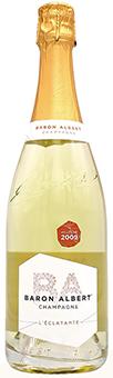 *BARON ALBERT – L'Éclatante Blanc de Blancs Brut Champagne Millésime 2009