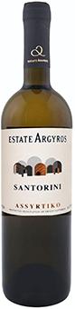ESTATE ARGYROS – Assyrtiko 2019. Vin du Sud