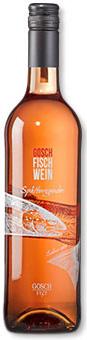 GOSCH FISCH WEIN - Spätburgunder Rosé 2015. Gernekochen mit Wein
