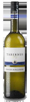 VILLA TABERNUS Grauer Burgunder 2015. Gernekochen-Weinempfehlung