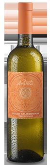 FEUDO ARACIO Grillo-Chardonnay 2015. Gernekochen mit Wein
