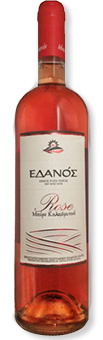Edanos - Mavro Kalavitrinó. Gernekochen - Mit Wein genießen