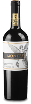 MONTES Cabernet-Carménère. Gernekochen - Mit Wein genießen