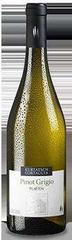 Gernekochen-Weintipp. KURTATSCH Pinot Grigio - Platten 2015