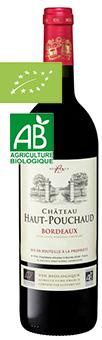 """Château Haut Pouchaud Bordeaux « Piva » 2014"""""""
