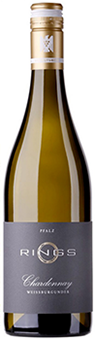 *WEINGUT RINGS – Weißwein-Cuvée trocken. Weinhaus Kreuz