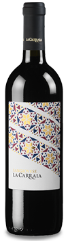 LA CARRATA Sangiovese 2014. Gernekochen - Mit Wein genießen