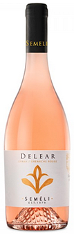 *SEMELI ESTATE – »Delear« Rosé 2018. Vin de Sud