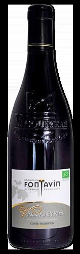 DOMAINE DE FONTAVIN - Vaqueras 2015. Weinhandel Heidelberg