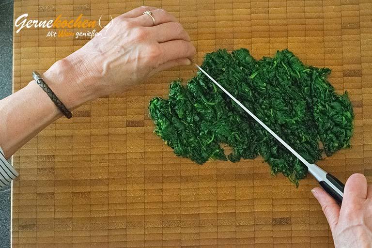 Spinat-Ricotta-Gnocchis selber machen - Zubereitungsschritt 3