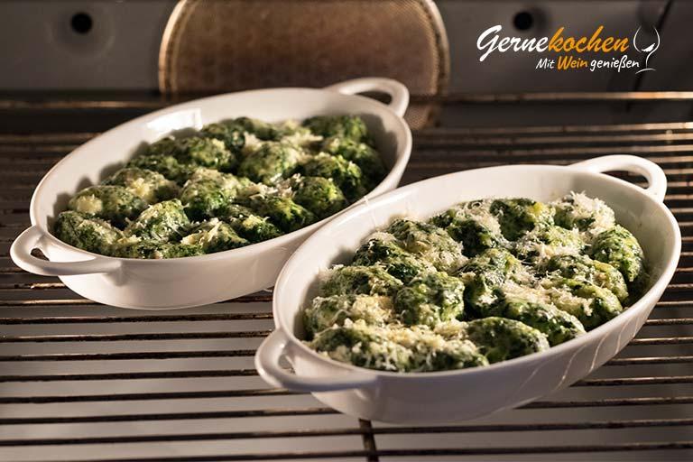 Spinat-Ricotta-Gnocchis selber machen - Zubereitungsschrittsschritt 7.4