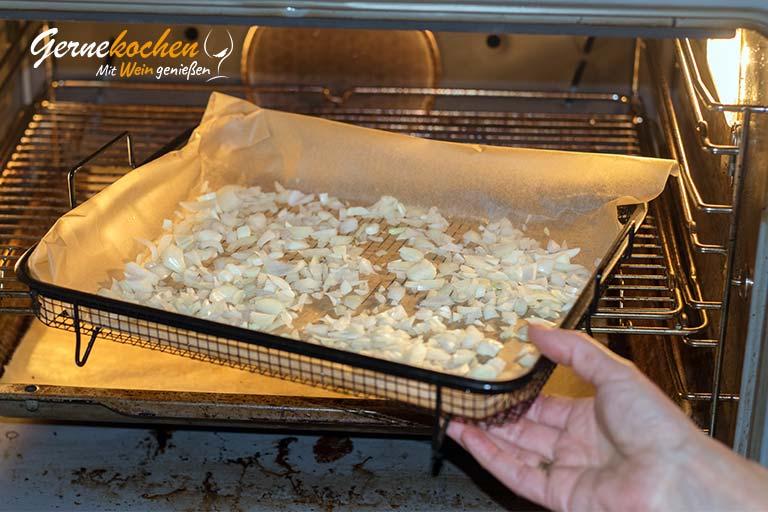 Zwiebel-und Knoblauchpulver selber machen – Zubereitungssschritt 2.1