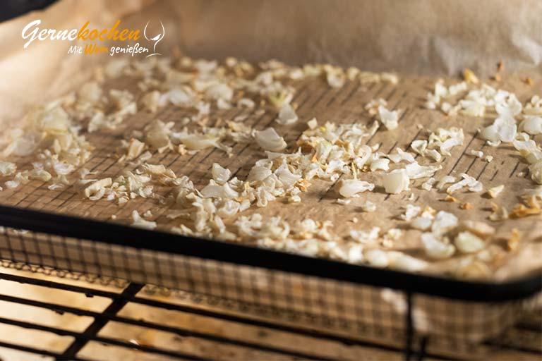 Zwiebel-und Knoblauchpulver selber machen – Zubereitungssschritt 2.2