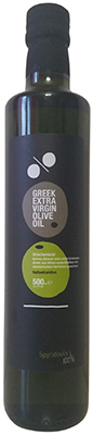 Spyridoula´s 100% GREEK EXTRA VIRGIN OLIVE OIL - 500ml Flasche